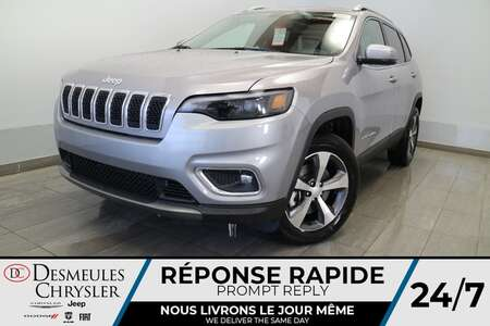 2021 Jeep Cherokee LIMITED 4X4 * TOIT OUVRANT * CAMERA DE RECUL * for Sale  - DC-21353  - Desmeules Chrysler