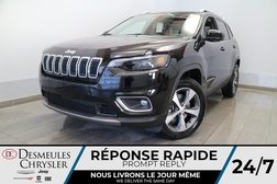 2021 Jeep Cherokee LIMITED 4X4 * TOIT OUVRANT * CAMERA DE RECUL *  - DC-21357  - Blainville Chrysler