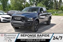 2020 Ram 1500 Warlock * TOIT OUVRANT * BANCS CHAUFF *  - BCT-20196  - Desmeules Chrysler