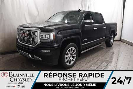 2016 GMC Sierra 1500 DENALIE * GPS * CAM RECUL * SIEGES CHAUFFANTS * for Sale  - BC-C1898  - Blainville Chrysler