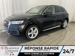 2018 Audi Q5 PREMIUM S-LINE * TOIT PANO * GPS * CAMERA RECUL *  - BC-C1677  - Blainville Chrysler