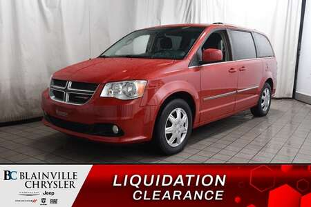 2016 Dodge Grand Caravan Crew * GPS * SIEGES ET VOLANT CHAUFFANTS * for Sale  - BC-P1842  - Blainville Chrysler