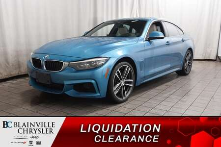 2018 BMW 4 Series 440i xDrive * CAM RECUL * NAVIGATION * BLUETOOTH * for Sale  - BC-S1876  - Blainville Chrysler