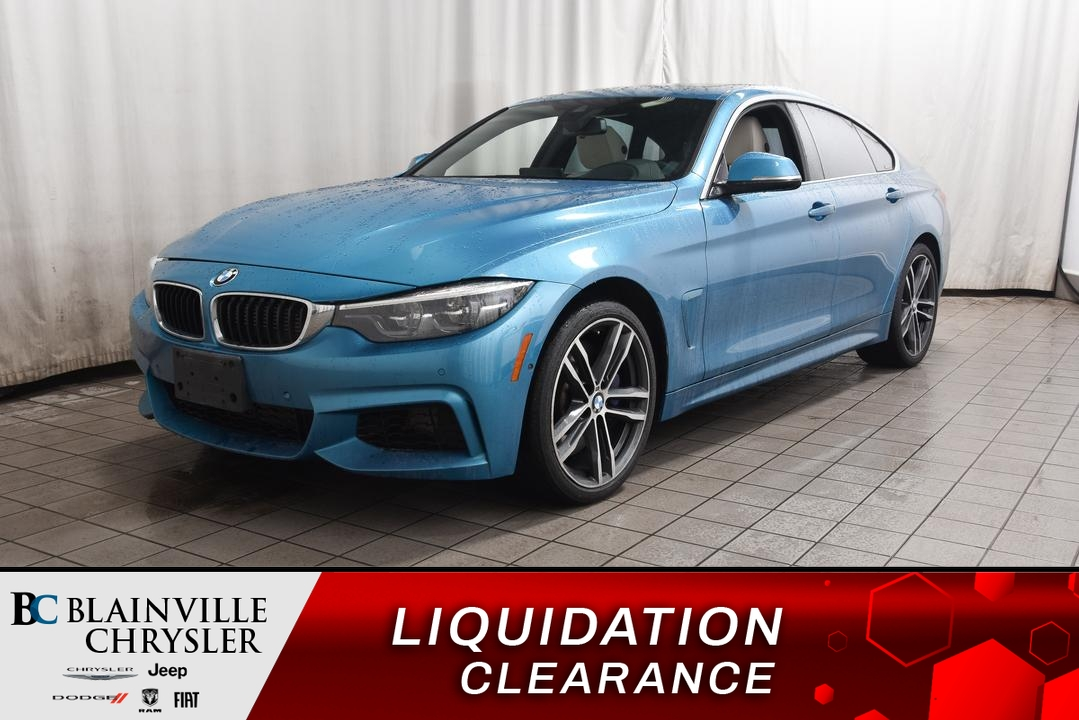 2018 BMW 4 Series  - Blainville Chrysler