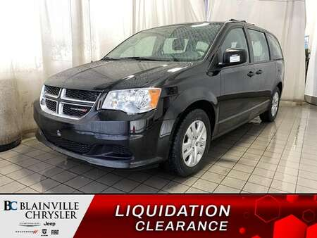 2018 Dodge Grand Caravan SE * CRUISE * A/C * ECO for Sale  - BC-20466A  - Blainville Chrysler