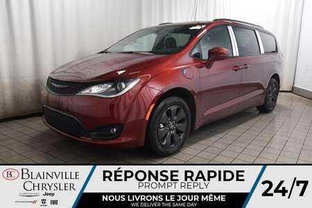 2020 Chrysler Pacifica Hybrid Touring L * GPS * CAM RECUL * APPLE CARPLAY for Sale  - BC-20555  - Blainville Chrysler