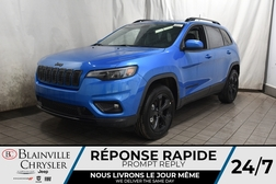 2021 Jeep Cherokee Altitude * CUIR * TOLIT PANORAMIQUE *  - BC-21089  - Desmeules Chrysler