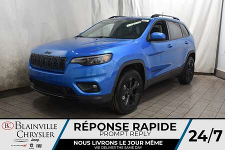 2021 Jeep Cherokee APPLE CARPLAY * TOIT PANO * CAM RECUL * GPS * for Sale  - BC-21089  - Desmeules Chrysler