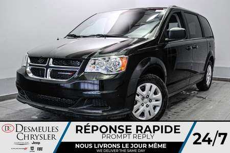 2020 Dodge Grand Caravan SXT + UCONNECT + CAM RECUL for Sale  - DC-20679  - Blainville Chrysler
