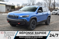 2021 Jeep Cherokee Trailhawk * APPLE CARPLAY * TOIT PANO * CAM RECUL  - BC-21130  - Blainville Chrysler