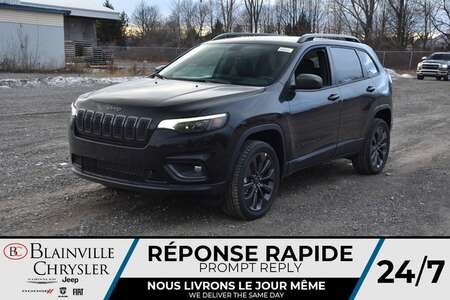 2021 Jeep Cherokee APPLE CARPLAY * TOIT PANO * CAM RECUL * GPS * for Sale  - BC-21164  - Desmeules Chrysler