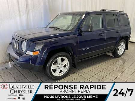 2012 Jeep Patriot SPORT * CRUISE * BLUETOOTH * A/C * for Sale  - BC-20200B  - Blainville Chrysler