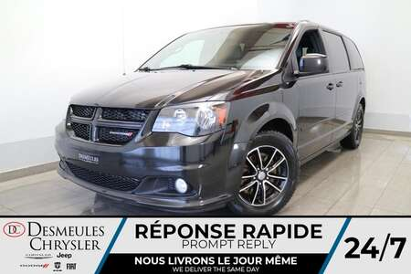 2016 Dodge Grand Caravan R/T * NAVIGATION * SIEGES ET VOLANT CHAUFFANTS * for Sale  - DC-21367A  - Blainville Chrysler
