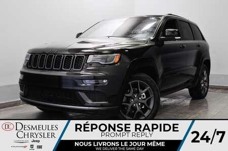 2020 Jeep Grand Cherokee Limited X *VOLANT ET BANCS CHAUFF *NAVIG for Sale  - DC-20709  - Blainville Chrysler