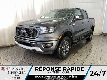 2020 Ford Ranger 4WD SuperCrew * CAM RECUL * SIEGES CHAUFFANTS * for Sale  - BC-20585A  - Blainville Chrysler