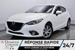 2014 Mazda Mazda3 GT * CUIR * TOIT OUVRANT * NAVIGATION * BLUETOOTH  - DC-20668A  - Blainville Chrysler