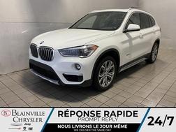 2018 BMW X1 xDrive28i * CAM RECUL * SIEGES CHAUFFANTS *  - BC-S2301  - Blainville Chrysler