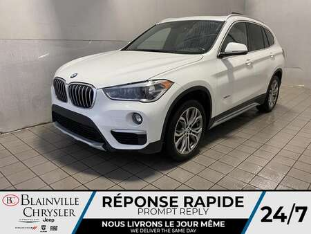 2018 BMW X1 xDrive28i * CAM RECUL * SIEGES CHAUFFANTS * for Sale  - BC-S2301  - Blainville Chrysler