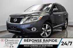 2014 Nissan Pathfinder Platinum * SIEGES CHAUFFANTS *TOIT OUVRANT *  - DC-L2053  - Blainville Chrysler