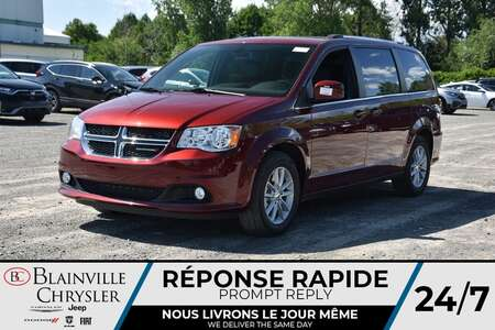 2020 Dodge Grand Caravan Premium Plus for Sale  - BC-20356  - Desmeules Chrysler