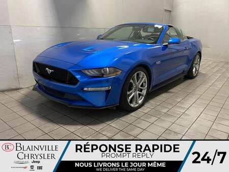 2019 Ford Mustang GT Premium * COUPE * CONVERTIBLE * PISTE * for Sale  - BC-S2306  - Blainville Chrysler