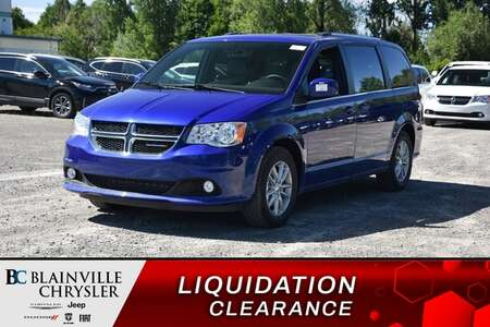 2020 Dodge Grand Caravan PREMIUM PLUS PRESTIGE * STOW AND GO * DEMARREUR A for Sale  - BC-20362  - Blainville Chrysler