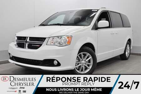 2020 Dodge Grand Caravan Premium Plus * VOLANT ET BANCS CHAUFF * for Sale  - DC-20708  - Blainville Chrysler