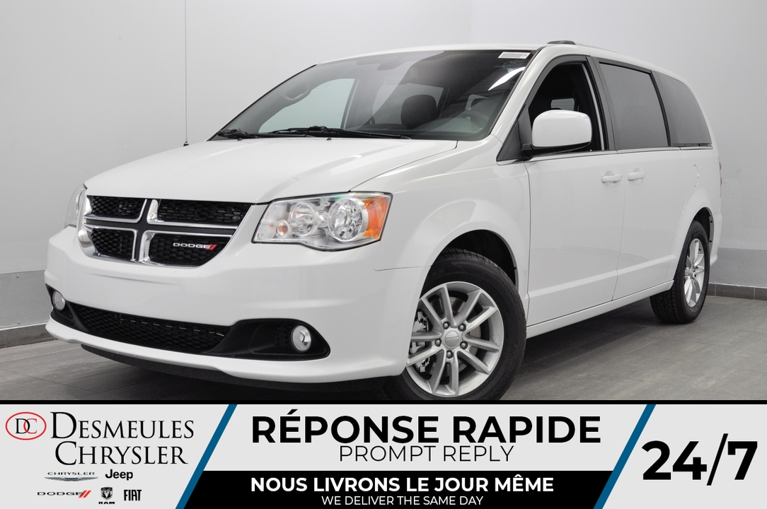 2020 Dodge Grand Caravan  - Blainville Chrysler