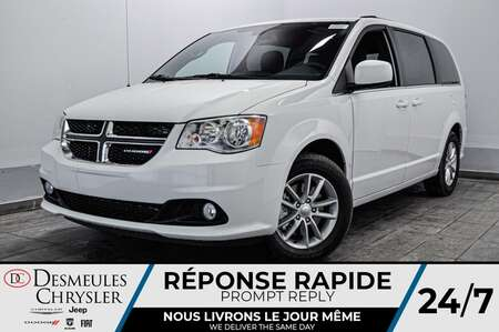 2020 Dodge Grand Caravan Premium Plus * VOLANT ET BANCS CHAUFF * for Sale  - DC-20713  - Blainville Chrysler