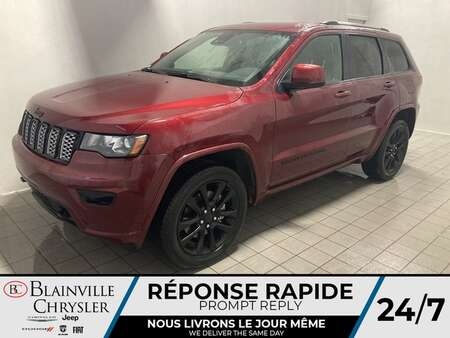 2021 Jeep Grand Cherokee Altitude DÉMO  * Int. CUIR & SUEDE * for Sale  - BC-21044  - Blainville Chrysler