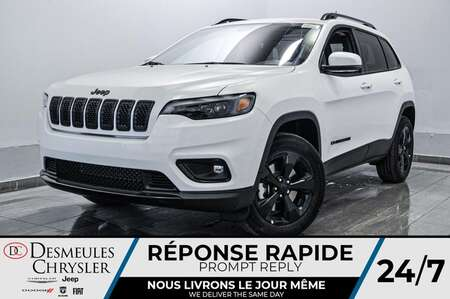 2021 Jeep Cherokee Altitude * SIEGES ET VOLANT CHAUFFANTS * for Sale  - DC-21012  - Desmeules Chrysler