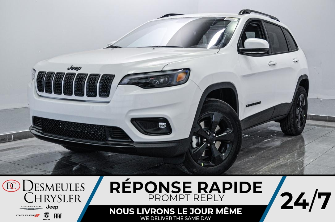 2021 Jeep Cherokee  - Desmeules Chrysler