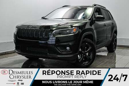 2021 Jeep Cherokee Altitude * TOIT OUVRANT * UCONNECT * WIFI * for Sale  - DC-21031  - Blainville Chrysler