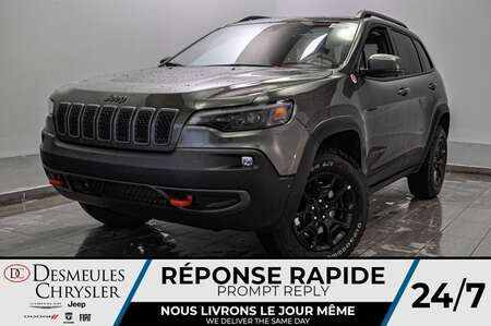 2021 Jeep Cherokee Trailhawk Elite * TOIT PANO * SIÈGES CHAUFFANTS for Sale  - DC-21032  - Desmeules Chrysler