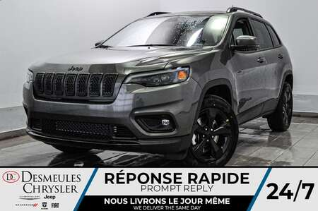 2021 Jeep Cherokee Altitude *TOIT OUVRANT * WIFI for Sale  - DC-21035  - Desmeules Chrysler