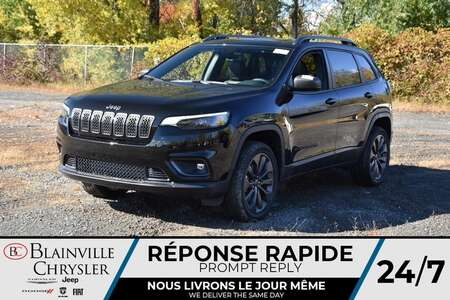 2021 Jeep Cherokee 80th Anniversary for Sale  - BC-21029  - Blainville Chrysler
