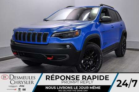 2021 Jeep Cherokee Trailhawk *WIFI *GPS *TOIT PANO for Sale  - DC-21059  - Blainville Chrysler