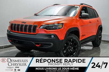 2021 Jeep Cherokee Trailhawk * WIFI * TOIT PANO for Sale  - DC-21048  - Desmeules Chrysler