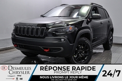 2021 Jeep Cherokee Trailhawk * WIFI * TOIT OUVRANT * GPS  - DC-21057  - Blainville Chrysler