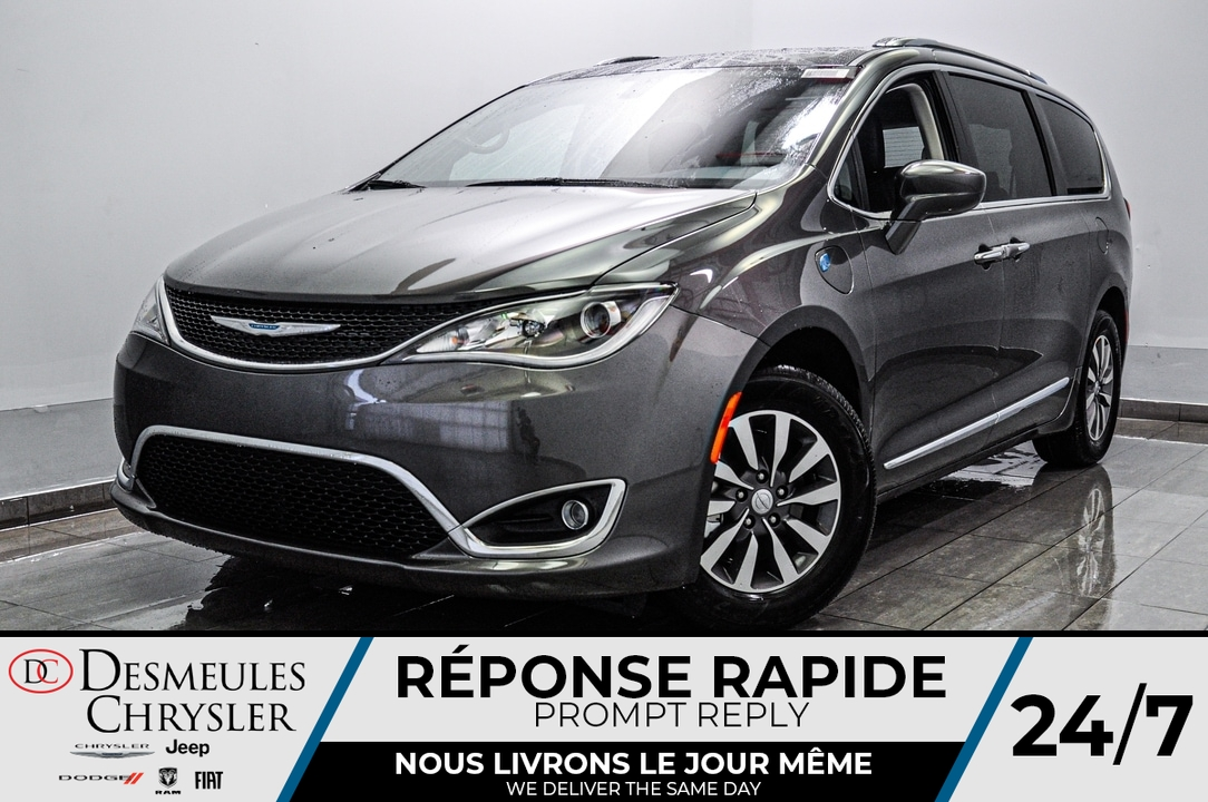 2020 Chrysler Pacifica  - Desmeules Chrysler