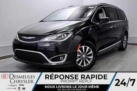 2020 Chrysler Pacifica Touring-L HYBRIDE for Sale  - DC-20775  - Desmeules Chrysler