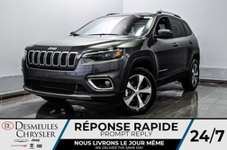 2021 Jeep Cherokee Limited * SIEGES ET VOLANT CHAUFFANTS *  - DC-21128  - Desmeules Chrysler