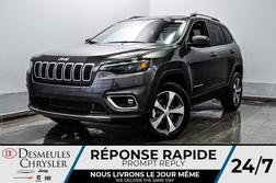 2021 Jeep Cherokee Limited * SIEGES ET VOLANT CHAUFFANTS *  - DC-21128  - Blainville Chrysler