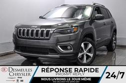 2021 Jeep Cherokee * CAM RECUL * SIEGES ET VOLANT CHAUFFANTS * GPS  - DC-21164  - Desmeules Chrysler