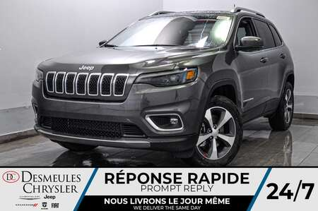 2021 Jeep Cherokee * CAM RECUL * SIEGES ET VOLANT CHAUFFANTS * GPS for Sale  - DC-21164  - Desmeules Chrysler