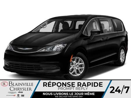 2020 Chrysler Pacifica Launch Edition * CAM RECUL * APPLE CARPLAY * for Sale  - BC-20564  - Blainville Chrysler
