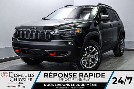 2021 Jeep Cherokee Trailhawk * CAM RECUL * TOIT PANO * GPS for Sale  - DC-21186  - Desmeules Chrysler