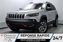 2021 Jeep Cherokee Trailhawk * TOIT PANO * GPS  - DC-21187  - Desmeules Chrysler