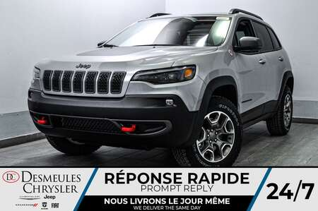 2021 Jeep Cherokee Trailhawk * TOIT PANO * GPS for Sale  - DC-21187  - Desmeules Chrysler
