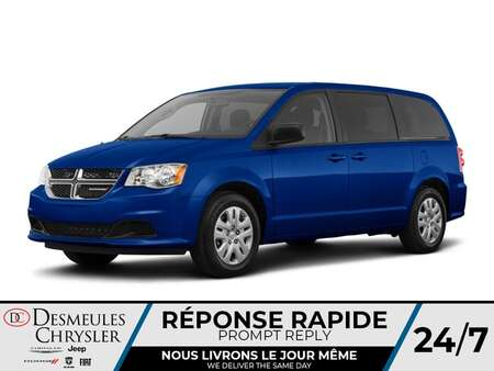 2020 Dodge Grand Caravan SE AUTOMATIQUE * CAMERA DE RECUL * 7 PASSAGERS for Sale  - DC-20813  - Blainville Chrysler